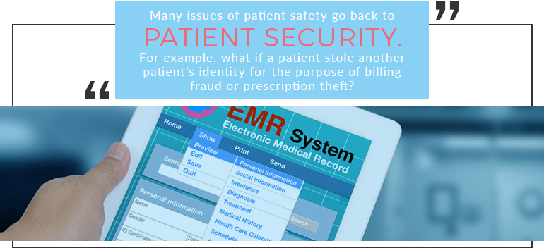 patient security quote