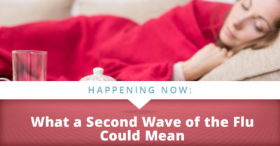 second wave flu could mean