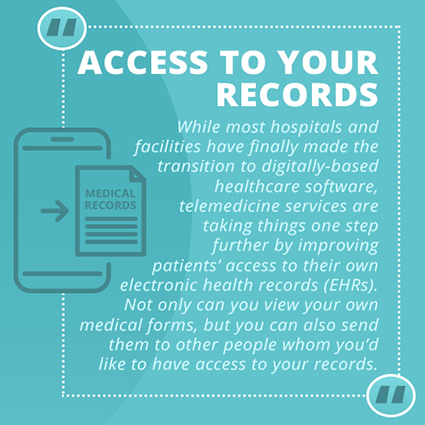 access health records quote